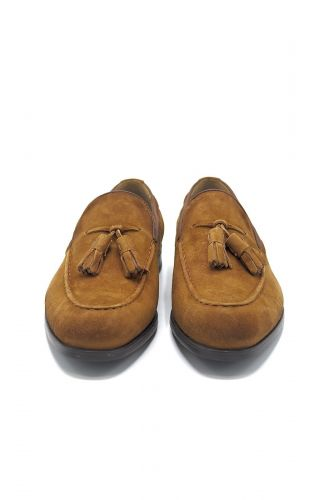 Giorgio 1958 mocassin Naturel hommes (GG1958-Collège - 50502 COLLEGE cognac) - Marine | Much more than shoes