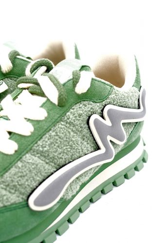 Marc Jacobs basket bas Vert femmes (MJACOBS-Runner - THE JOGGER Green) - Marine | Much more than shoes