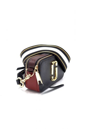 Marc Jacobs sac Noir femmes (MJACOBS-Snapshot black - SNAPSHOT 21 12007-011black/red) - Marine | Much more than shoes