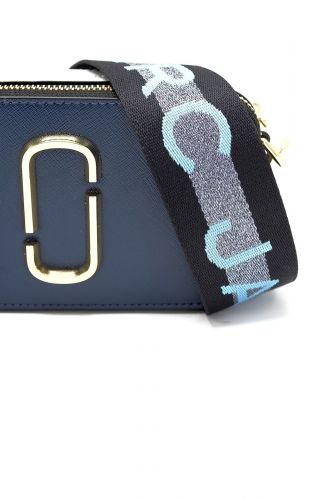 Marc Jacobs sac Bleu-multi femmes (MJACOBS-Snapshot Blue sea - SNAPSHOT 21 12007-424 blue sea) - Marine | Much more than shoes