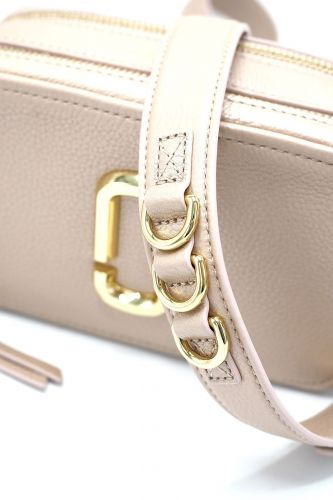 Marc Jacobs sac Nude femmes (MJACOBS-Softshot soft perlé - SOFTSHOT 21 16484 blush perlé) - Marine | Much more than shoes