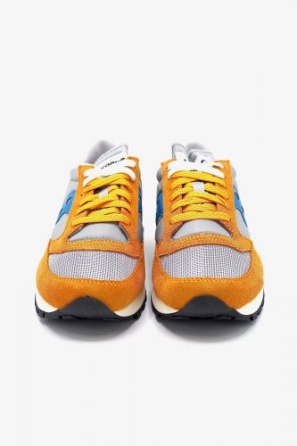Saucony basket bas Orange hommes (SAUC-Runner basic Men - S70368 Vintage orang/gris) - Marine | Much more than shoes