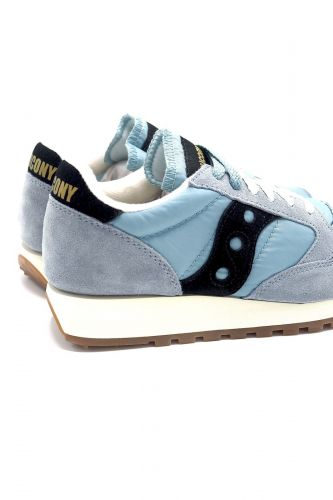 Saucony basket bas Ciel unisex (SAUC-Runner basic Woman - S60368 JAZZ ciel //blue) - Marine | Much more than shoes