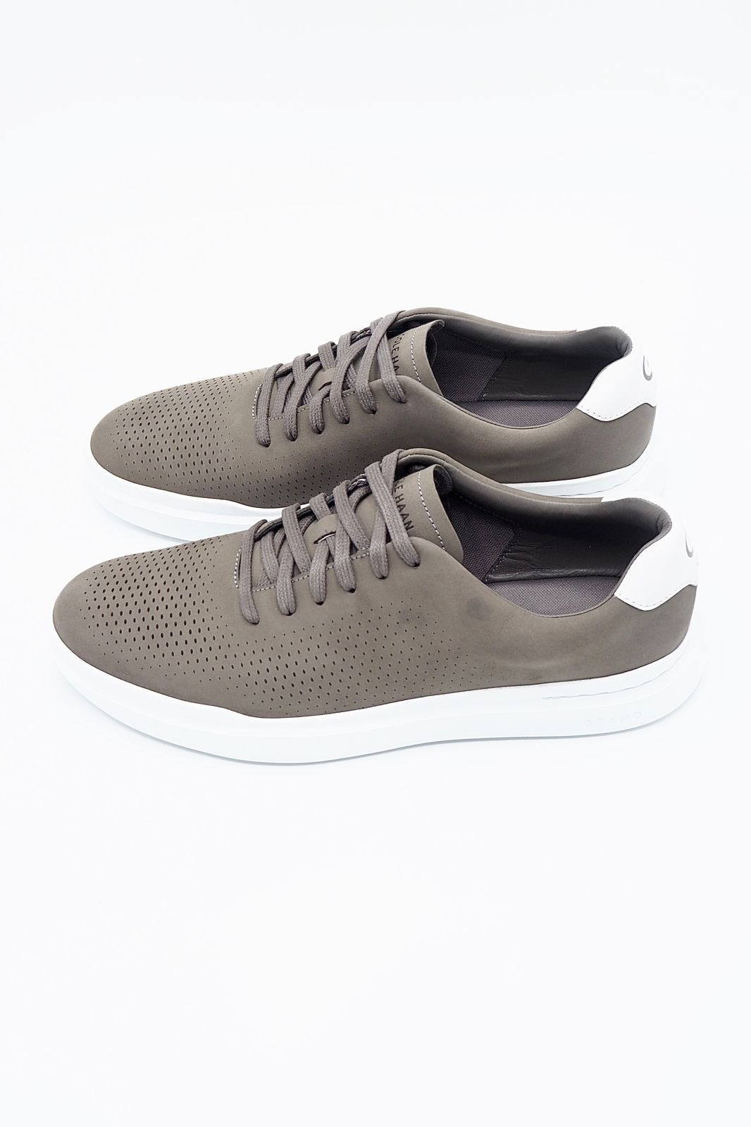 Cole Haan basket bas Taupe hommes (ColeHaan-New sneaker - C31220 sneak.taupé gris) - Marine | Much more than shoes