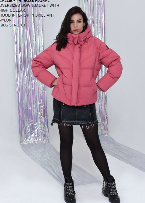 Jott vêtement Rose femmes (JOTT-Wo oversize - CALLIE 441 rose oversize) - Marine | Much more than shoes